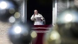 Pope Francis' Sunday Angelus Prayer