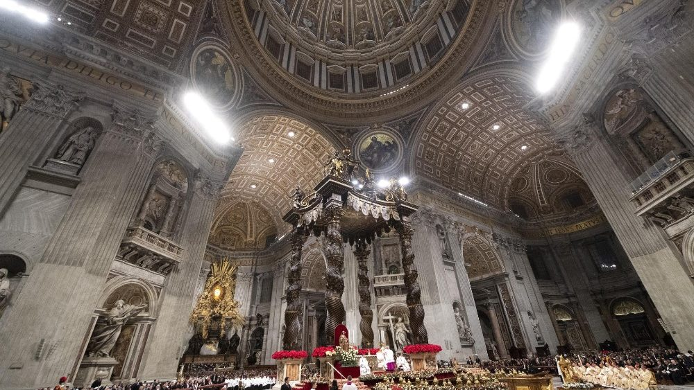 Pope Francis' Midnight Christmas Mass