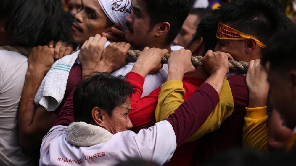 Feast of Black Nazarene celebrations in Manila