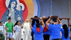 Il Papa ai giovani: Dio vi ama e la Chiesa ha bisogno di voi