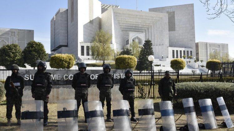 Uniewinnienie Asii Bibi przełomem w historii Pakistanu