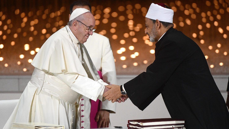 Papa y Al-Tayyeb