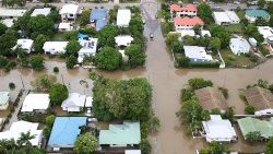 Flooding continues in North Queensland, Australia