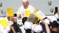 Pope Francis to visit Naples again in June