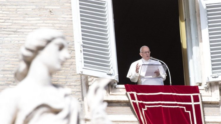 Pope Francis' Angelus Prayer