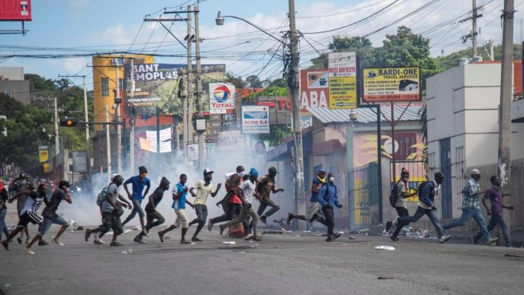 Anti-government protests continue in Haiti