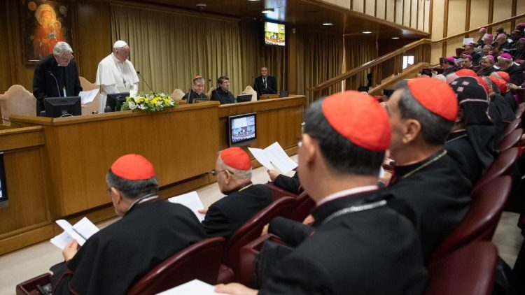Meeting on the protection of minors in the Vatican
