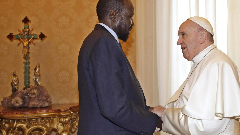 Papst hofft, bald den Südsudan besuchen zu können – Vatican News