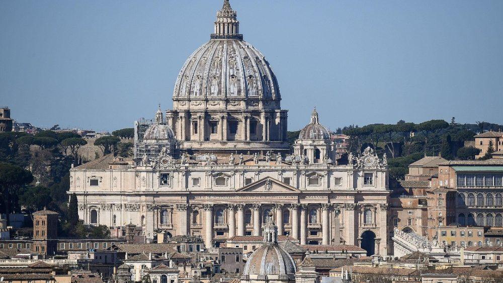 Em andamento, no Vaticano, nova reunião do Conselho de Cardeais ...