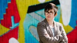 Journalist Lyra McKee was killed during riots on 19 April 2019, in Derry, N. Ireland.