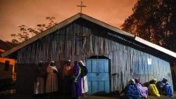Kenyan Christians celebrate Easter in Nairobi
