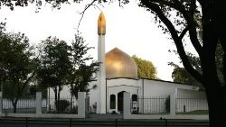 Die Al-Noor-Moschee in Christchurch