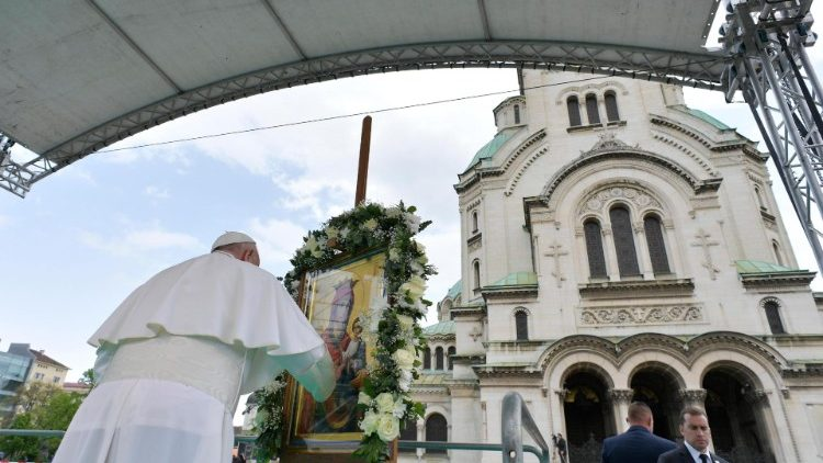 Pope Francis' trip in Bulgaria and Northern Macedonia