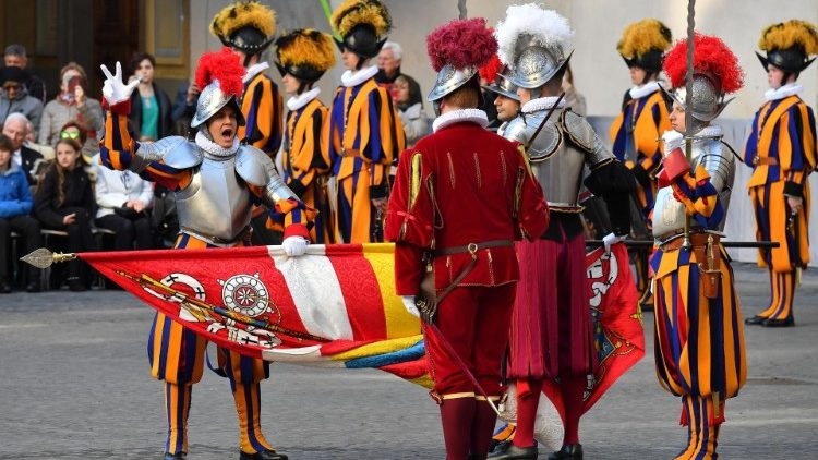 Swiss Guard swearing-in ceremony
