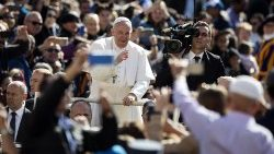 Pope General Audience: English summary