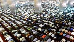 Indonesia is home to the world's largest Muslim population.