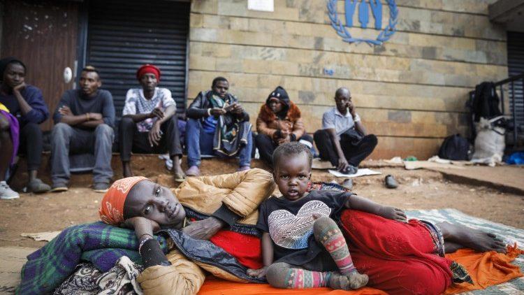 Người nghèo Cộng hòa Trung Phi