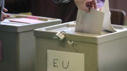 Europeans vote in elections for EU Parliament