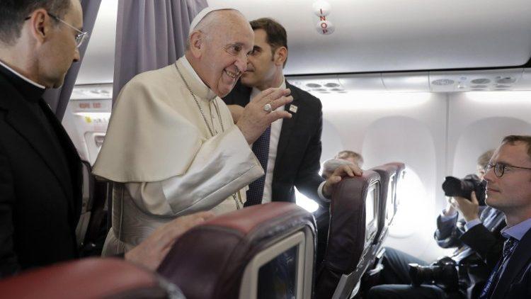Romania Pope