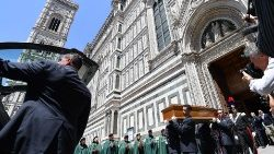 Funeral of Franco Zeffirelli in Florence