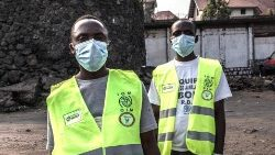 An ebola case confirmed in Goma