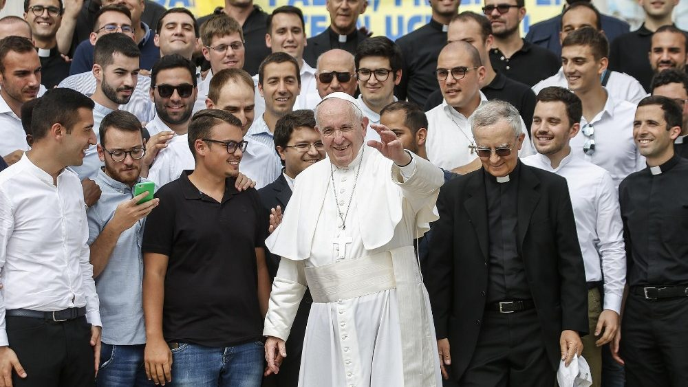 Pope Francis'general audience