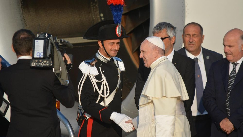 Pope Francis Apostolic journey