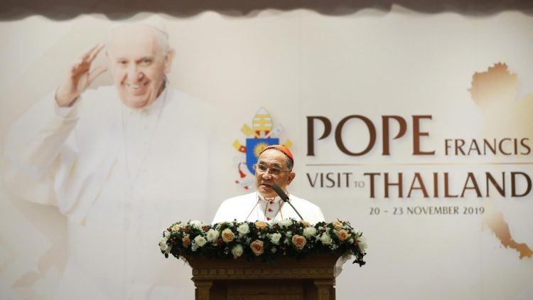Pope Francis in Thailand, Japan - in the footsteps of John Paul II - Vatican News