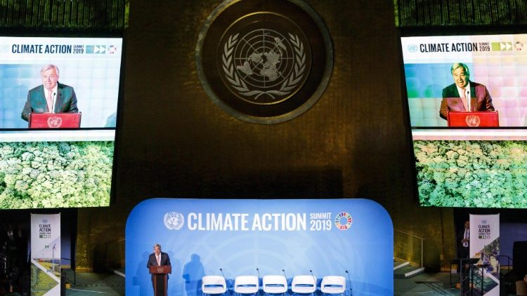 United Nations 2019 Climate Action Summit