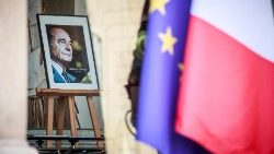Former French president Jacques Chirac dies at 86.