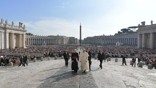 Pope Francis' Wednesday general audience