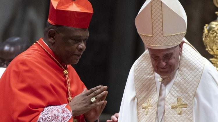 Fridolin Cardinal Ambongo Besungu, O.F.M. Cap: Bringing together the people of the DRC