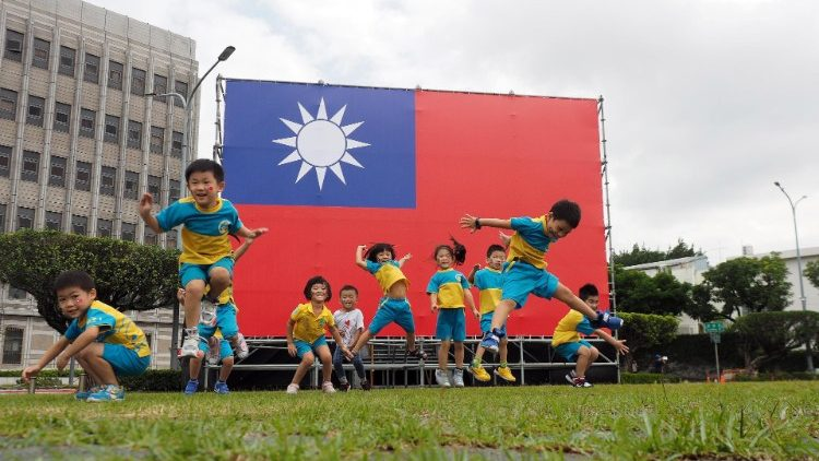 Taiwan gears up for National Day celebrations
