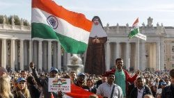 Big indian presence in Vatican