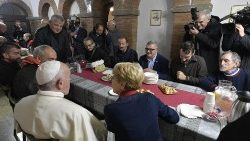 VATICAN POPE FRANCIS DAY OF THE POOR