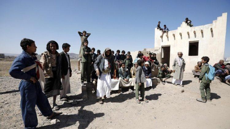 Humanitarian crisis in Yemen