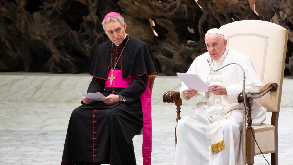 Vatikan News Gänswein
