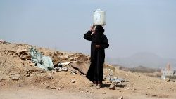 the ongoing conflict in Yemen impacts clean water distribution and medicine delivery