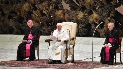 Pope's General Audience of 15th January