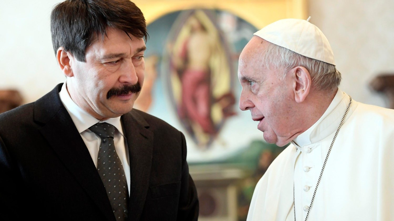 Pope Francis receives the President of Hungary - Vatican News