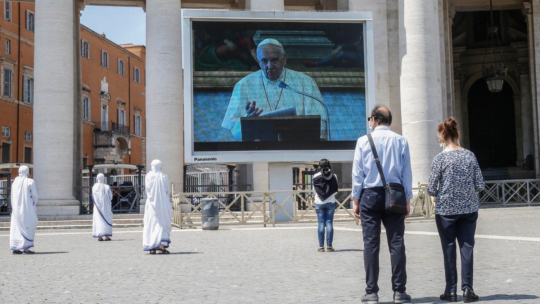 En Pentecostés se renueva la conciencia de que el Espíritu Santo habita en nosotros - Vatican News