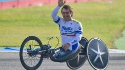 (FILE) GERMANY ITALY PEOPLE ZANARDI ACCIDENT