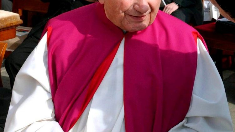 (FILE) GERMANY GEORG RATZINGER OBIT