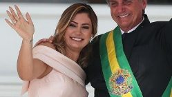 First lady of Brazil tests positive for coronavirus