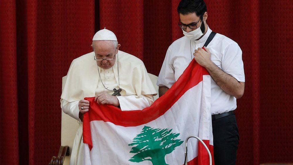 prière en silence pour le Liban