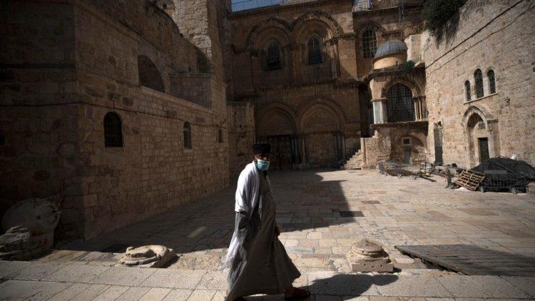 MIDEAST ISRAEL PANDEMIC CORONAVIRUS