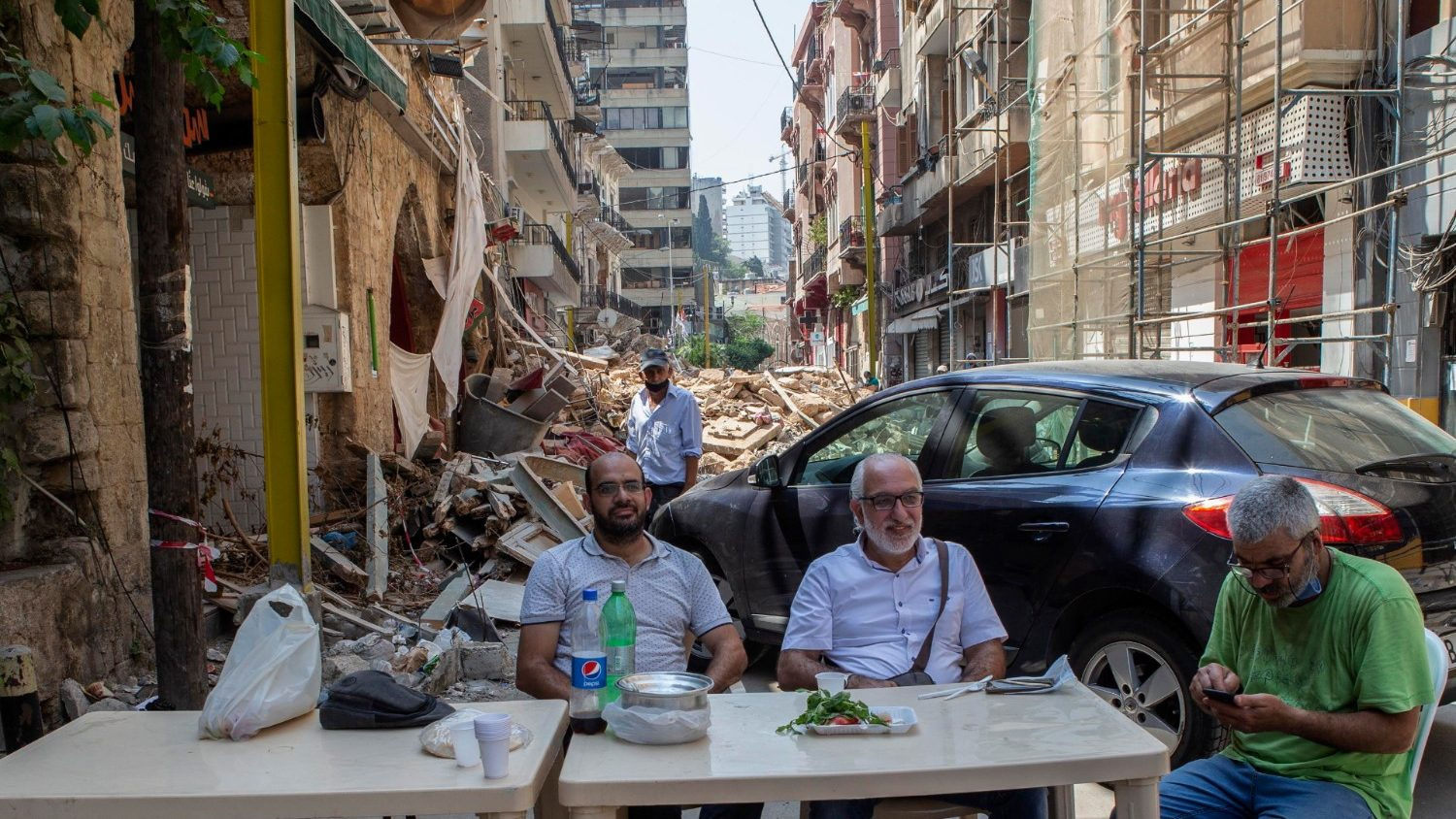 Order of Malta in Beirut: a heartbroken city in an ever-wounded country - Vatican News