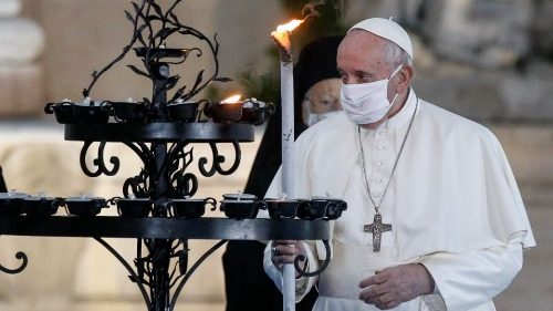 """Pope World Day of Peace message: no peace without a """"culture of care"""""""