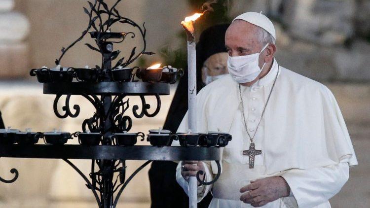Buổi cầu nguyện đại kết tại Roma ngày 20/10/2020