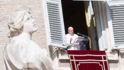 Pope Francis Sunday Angelus Prayer